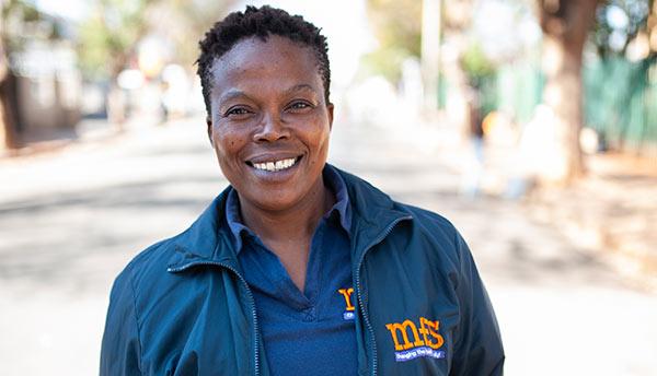 Portia Msimanga